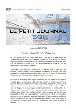 Le PetIT journal n°14