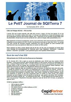 Le PetIT journal no8