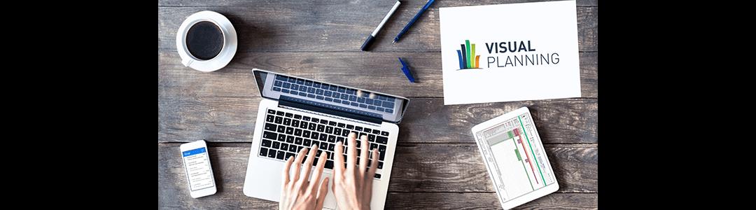 Planifier vos ressources avec VISUAL PLANNING