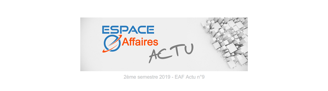 EAF n°9 - Octobre 2019